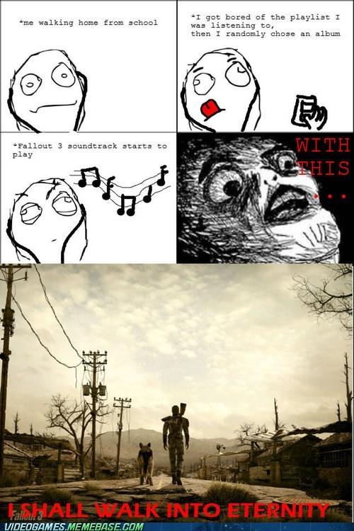 eternity,fallout,fallout 3,rage comic