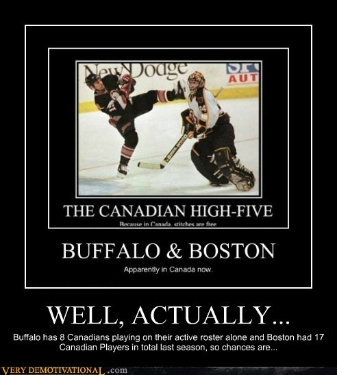 actually canadians hilarious hockey - 6402615296