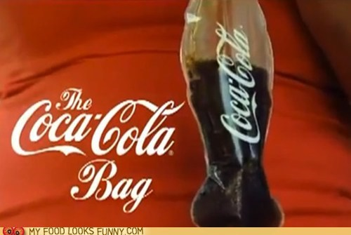 bag coca cola coke package - 6402638592