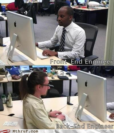 back end engineer engineer front end engineer - 6402763008