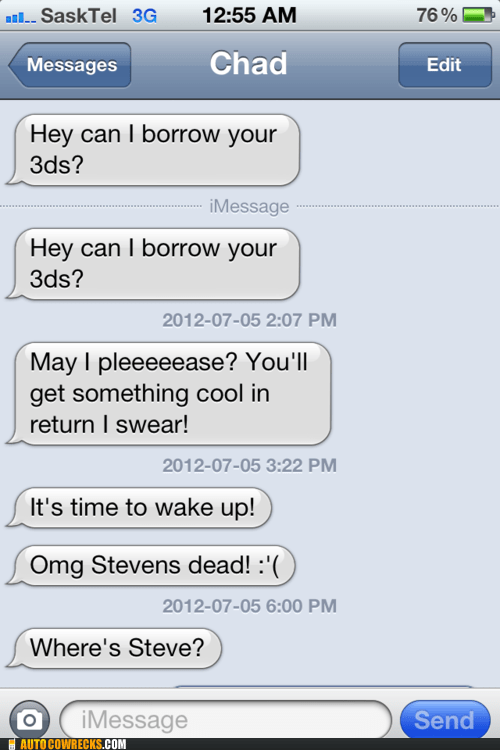 3DS are-you-there stevens-dead wheres-steven - 6402995456