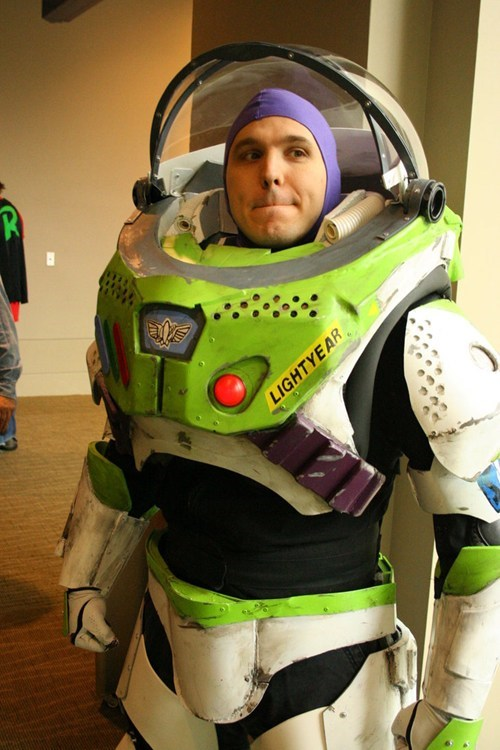 buzz lightyear cosplay movies pixar toy story - 6403033600