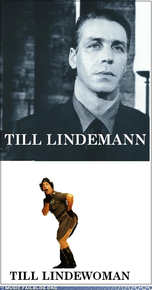 german Germany pun rammstein till lindemann - 6403119872