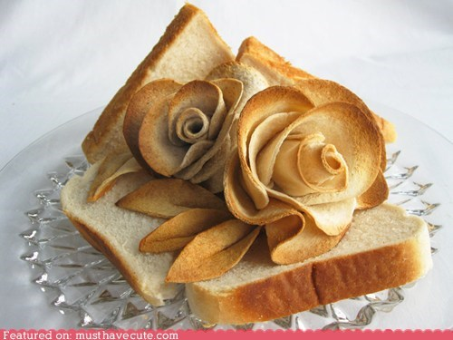 bread crackers dough epicute rose - 6403256064