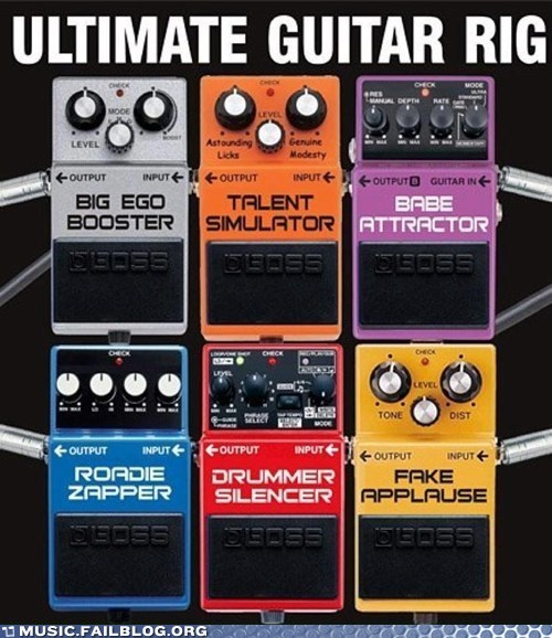effect ego guitar pedal talent - 6403555328
