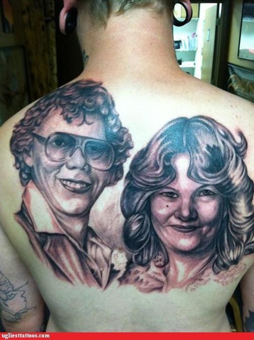 back tattoos portrait tattoos - 6403636480