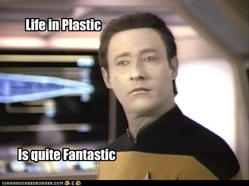 android,aqua,barbie girl,brent spiner,data,fantastic,plastic