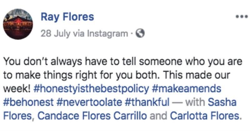 customer service faith in humanity restaurant facebook social media food waitress win - 6404869
