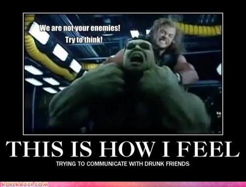 actor celeb chris hemsworth demotivational funny Hall of Fame hulk mark ruffalo Movie summer blockbusters The Avengers Thor