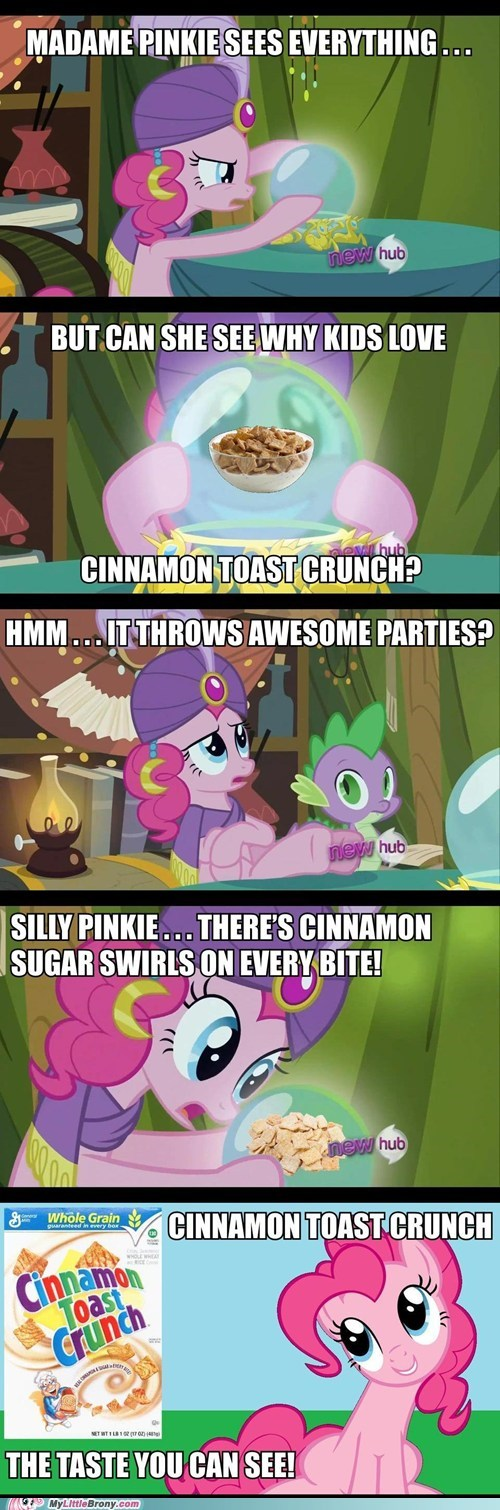 cinnamon toast crunch comic comics pinkie pie - 6405416192