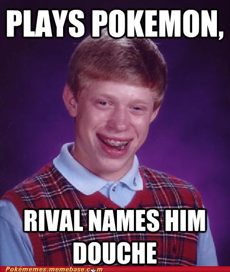 bad luck brain meme Memes rival starters - 6405419520