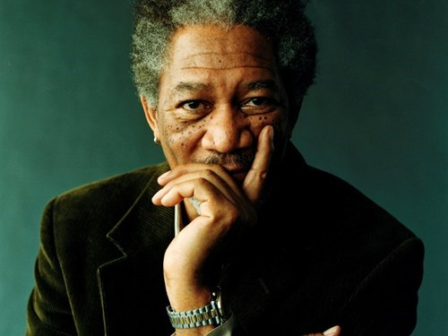 Morgan Freeman NPR Say What Now - 6405531136