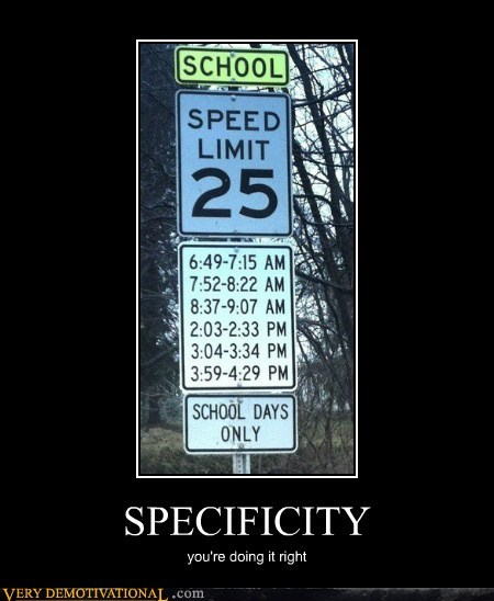 hilarious school speed limit times - 6406430208
