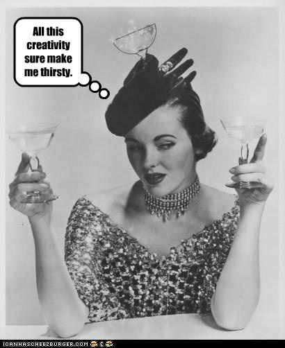 alcohol champagne glasses hat - 6406758912