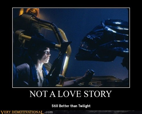 alien,hilarious,love story,twilight