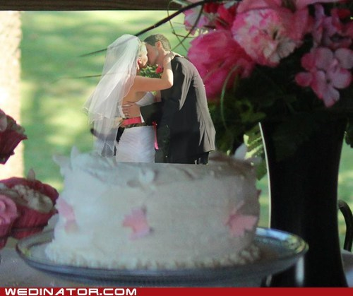cake couple photoshop topper - 6408108288