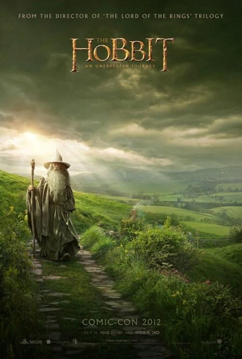 comic con peter jackson the hobbit: an unexpected - 6408427520