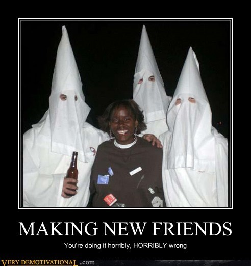 costume,friends,hilarious,kkk,racist