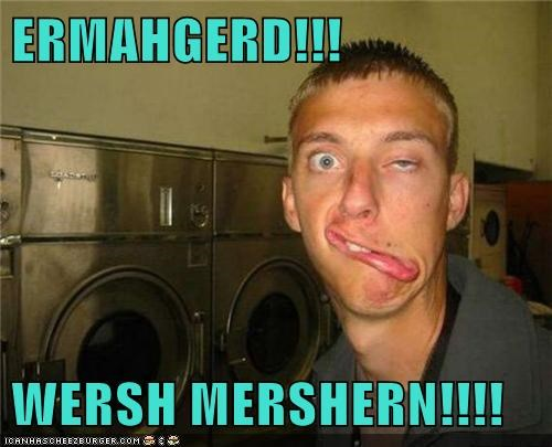derp Ermahgerd laundromat washing machines - 6409267968