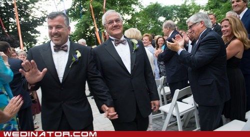 barney frank Congress funny wedding photos gay marriage Jim Ready - 6409543168