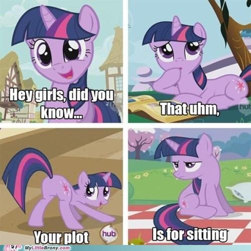 dat plot meme twilight sparkle - 6409907712