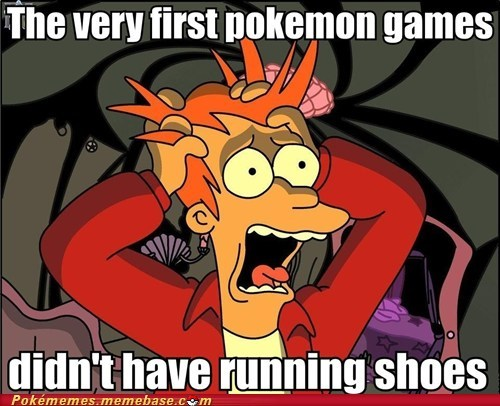 fry futurama meme Memes running shoes the horror - 6410080000