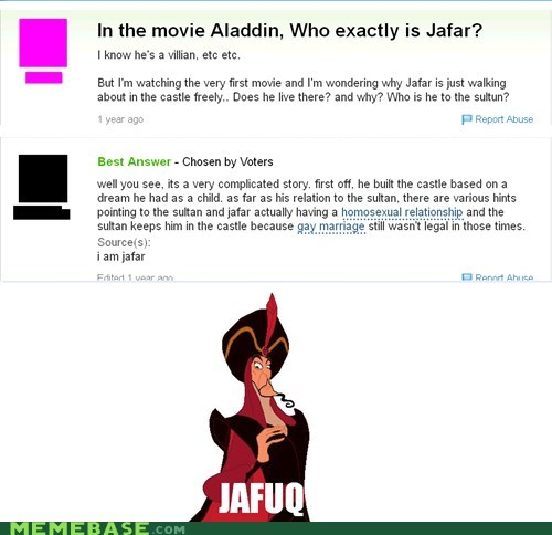 aladdin dafuq jafar movies Text Stuffs - 6410405632