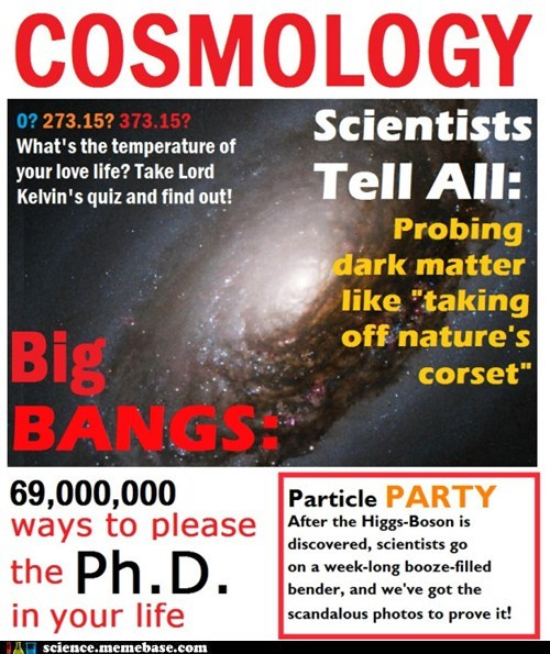 cosmo cosmology Fake Science magazine science - 6410423040