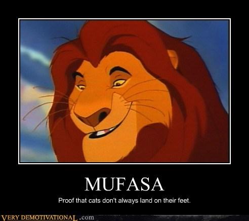 Cats feet hilarious mufasa - 6410427392