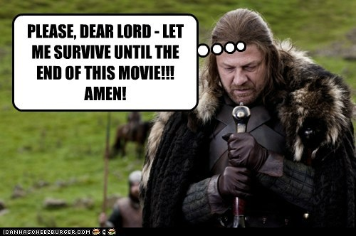 a song of ice and fire die Eddard Stark Game of Thrones Movie sean bean survive