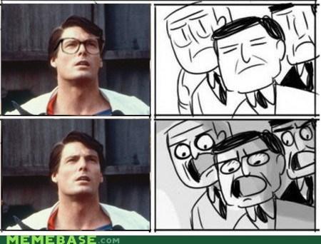 disguised glasses super heroes superman TV
