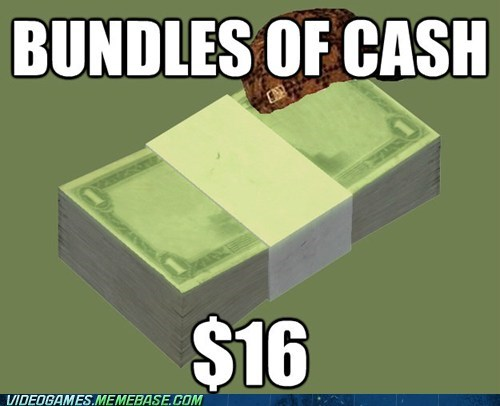 Grand Theft Auto meme money scumbang - 6411264768