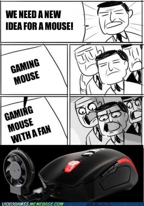 fan,gaming mouse,meme,mouse