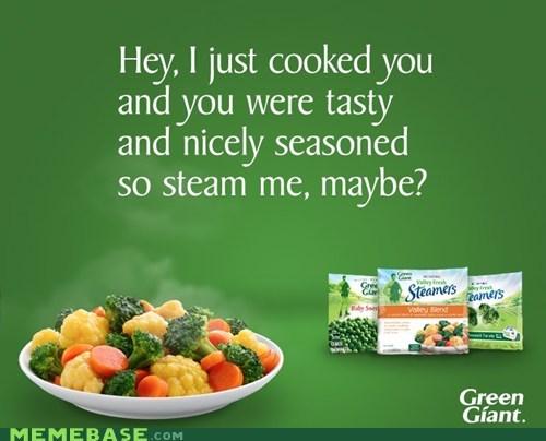 commercial crj green giant Memes vegetables - 6411578112