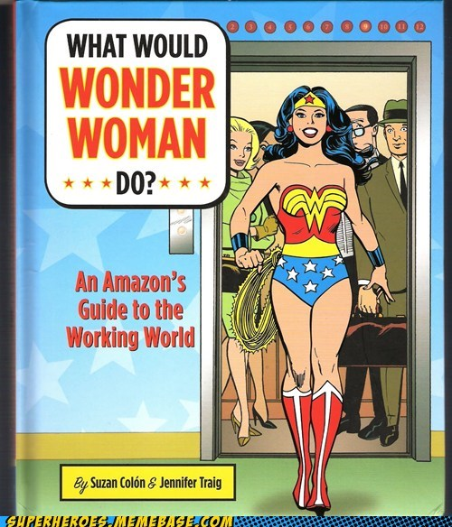crime fight Random Heroics wonder woman work - 6411695360