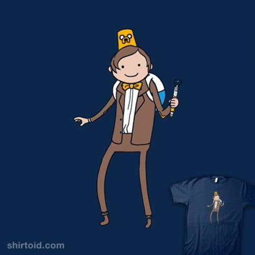adventure time,doctor who