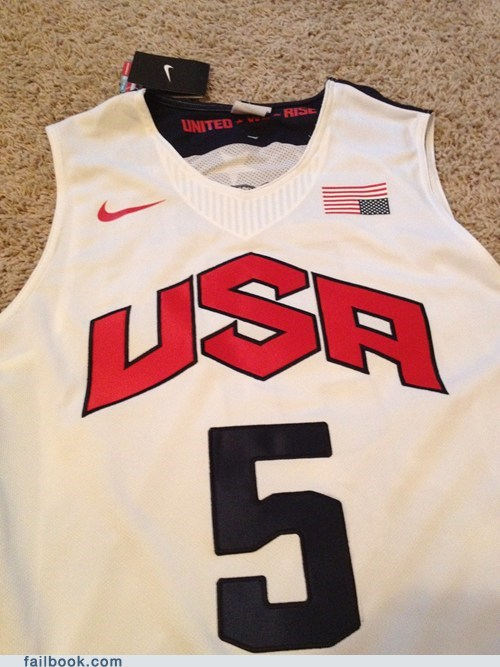 American Flag jersey nike upside down usa - 6411935744