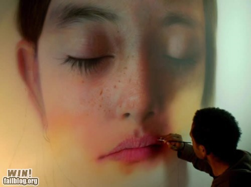 Hyper-realism painting portrait realism - 6412020224