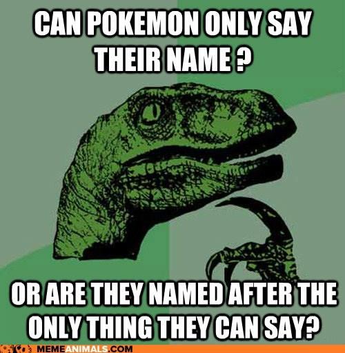 Hall of Fame Memes names philosoraptor - 6412082944
