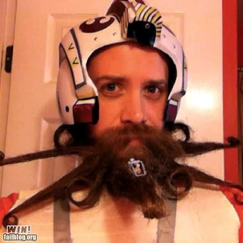 beard best of week hair Hall of Fame manly nerdgasm star wars - 6412169984