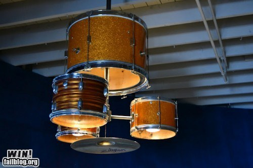 best of week,design,drum set,drums,Hall of Fame,lamp,lamp.,Music