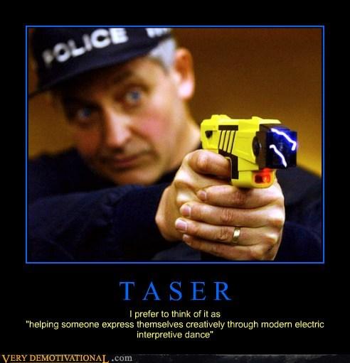 cops hilarious police taser - 6412310016