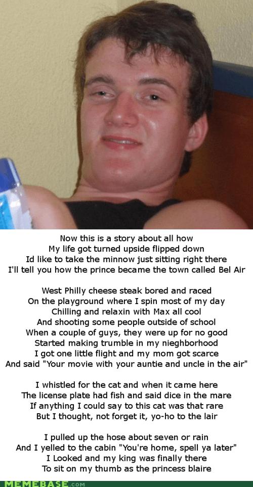Fresh Prince of Bel-Air high guy lyrics - 6412822528