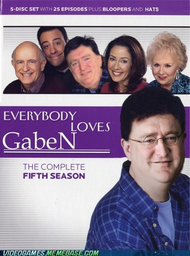 crossover,Everybody Loves Raymond,gaben,the internets,valve