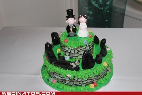 cake,stone circle,scotland,fondant