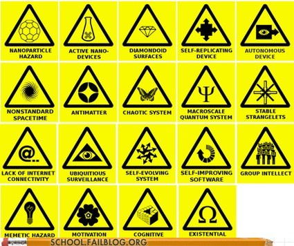 dangerous labs science warning signs - 6413080320