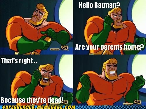 aquaman batman prank call Super-Lols - 6413502208