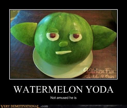 WATERMELON YODA