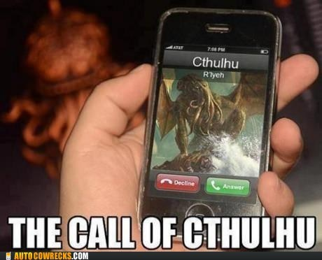 cthulhu Hall of Fame The Call of Cthulhu yes this is cthuhlu - 6413668608