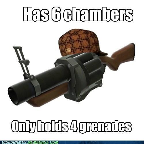 grenade launcher meme scumbag - 6413866752